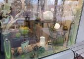 Laden Schaufenster Frühjahr 2018