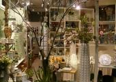 Laden Schaufenster Frühjahr
