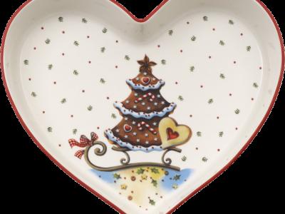 Villeroy&Boch Christmas Schale Herz