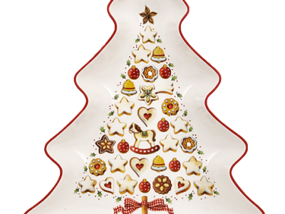 Villeroy&Boch Christmas Schale Tanne