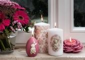 Wiedemann Anlasskerzen Ostern