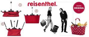 Trendige und klassische Taschen von Reisenthel