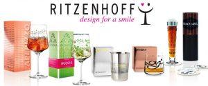 Edle Design-Trinkgläser von Ritzenhoff