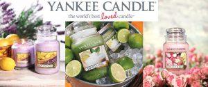 Duftkerzen von Yankee Candle und von Woodwick Candle in großer Auswahl bei uns verfügbar