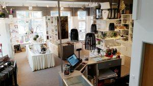 Laden Innenansicht nach dem Umbau 2015