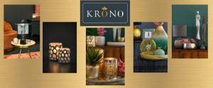 Krono / Bellini Creativ edle Dekorationsartikel