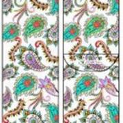 10107_Lady Socks Etro III
