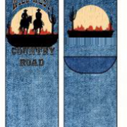 10115_Men Socks Wild West